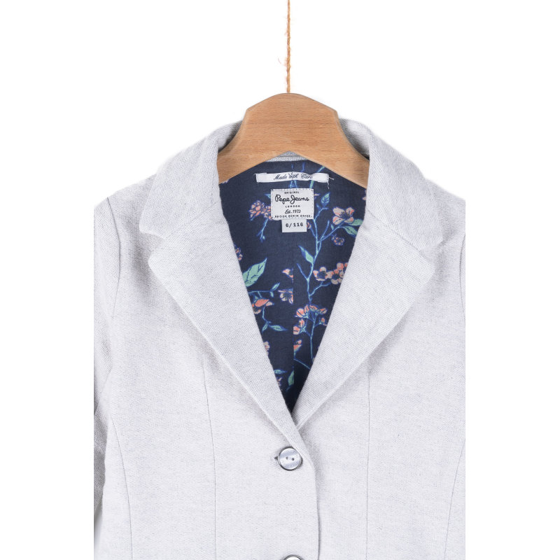 Jeannie Blazer Pepe Jeans London gray