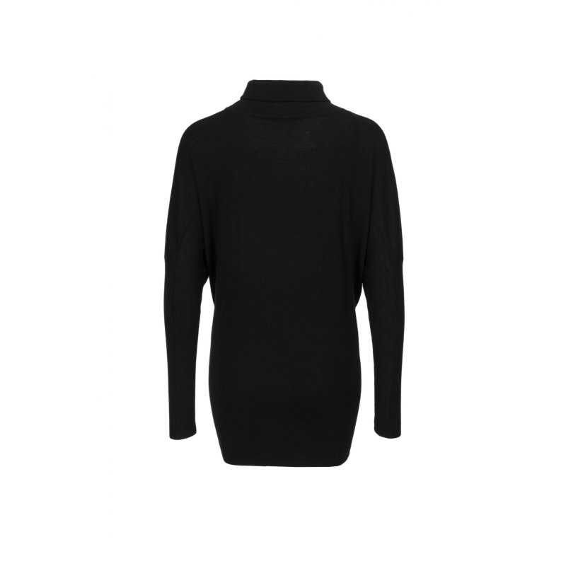 ANSIOSA Sweater Pinko black