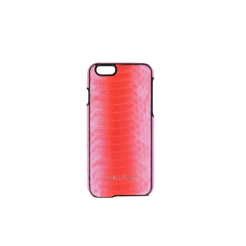 6 Shari Snake Iphone case Calvin Klein pink