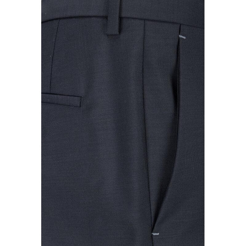 Spodnie Genesis2 Boss granatowy