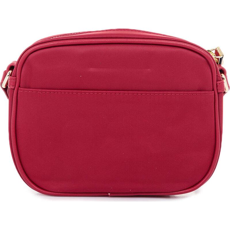 Poppy Mini Messenger bag Tommy Hilfiger red