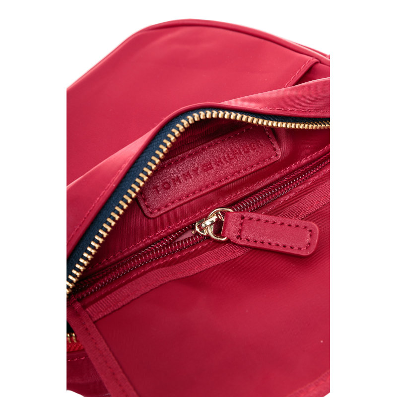 Poppy Mini Messenger bag Tommy Hilfiger red