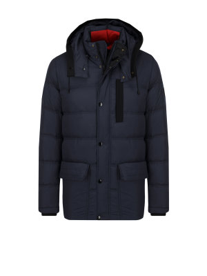 Tommy Hilfiger Jacket Down Hdd Bomber