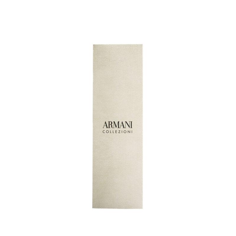 Krawat Armani Collezioni granatowy