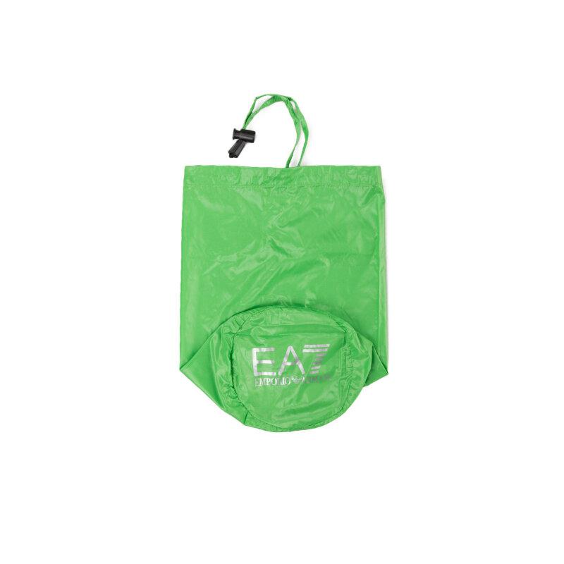 Bezrękawnik EA7 zielony