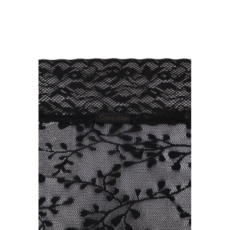 Figi Calvin Klein czarny