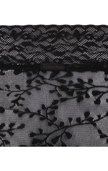 Figi Calvin Klein Underwear czarny