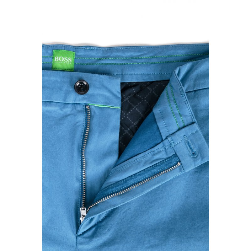 Chino Liem-1-W Shorts Boss Green blue