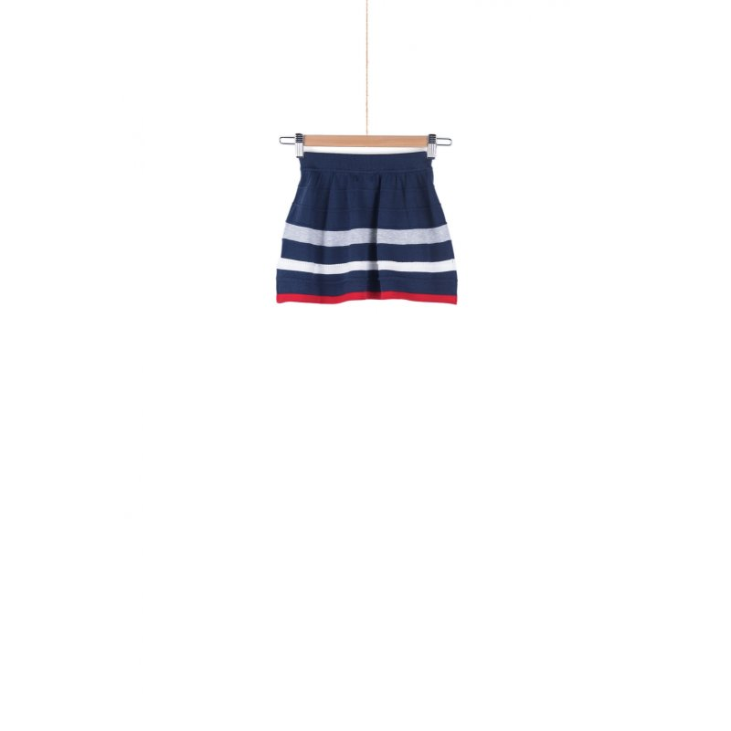 Nicola Skirt Tommy Hilfiger navy blue