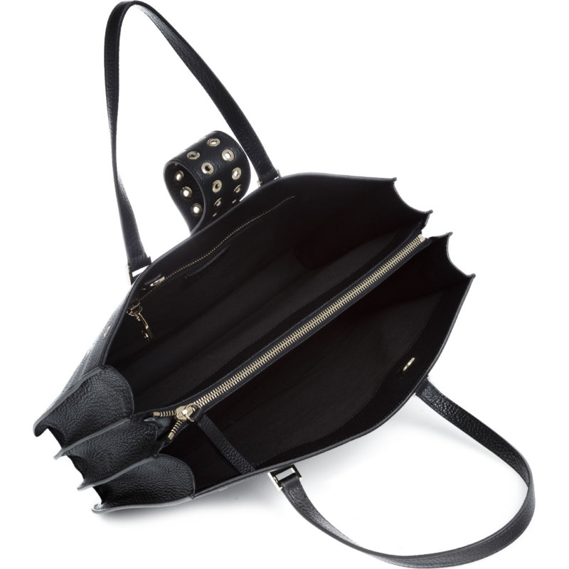 Satchel RedV black