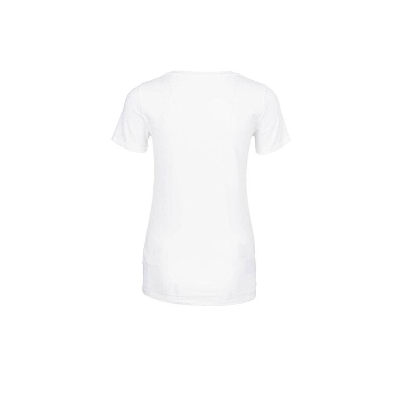 T-shirt Liu Jo Sport biały