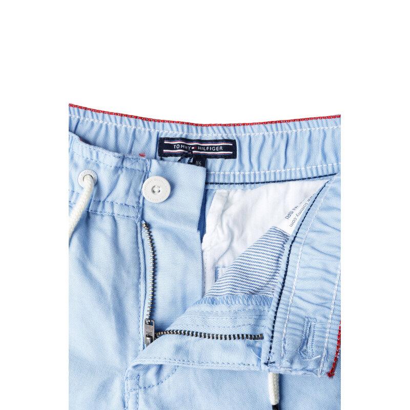 Havana chino Shorts Tommy Hilfiger baby blue