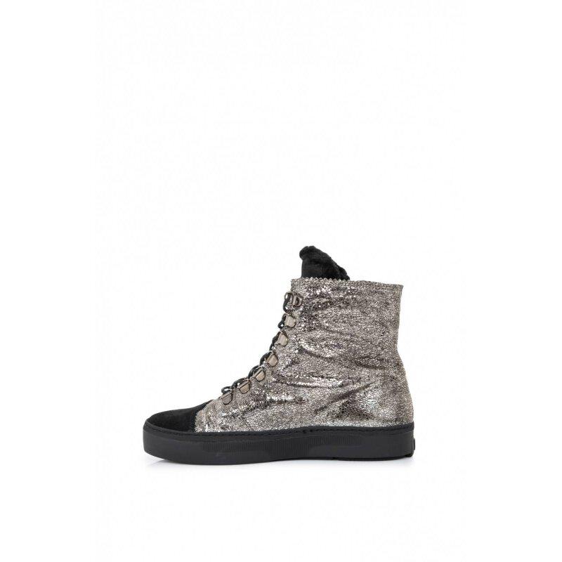 Tieit Sneakers Stuart Weitzman gold