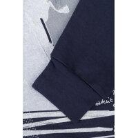 Bluza Trussardi Jeans granatowy