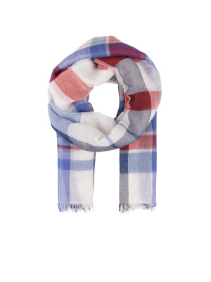 Tommy Hilfiger Lance Checked Scarf