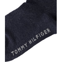 Skarpety 2-pack Tommy Hilfiger granatowy