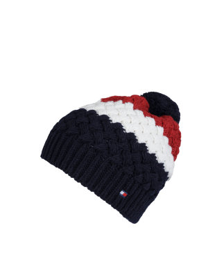 Tommy Hilfiger Chunky cap