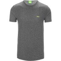 T-Shirt Tee Boss Green szary