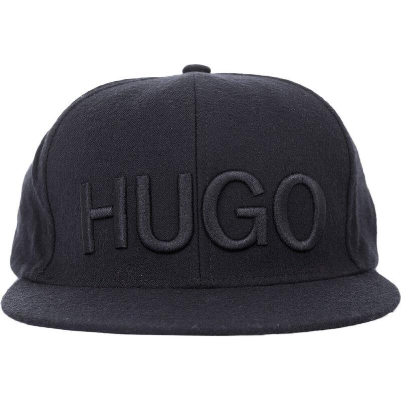 Bejsbolówka Men-x 524 Hugo granatowy