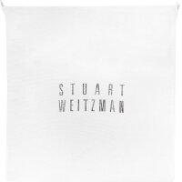 Muszkieterki Lowland Stuart Weitzman czarny