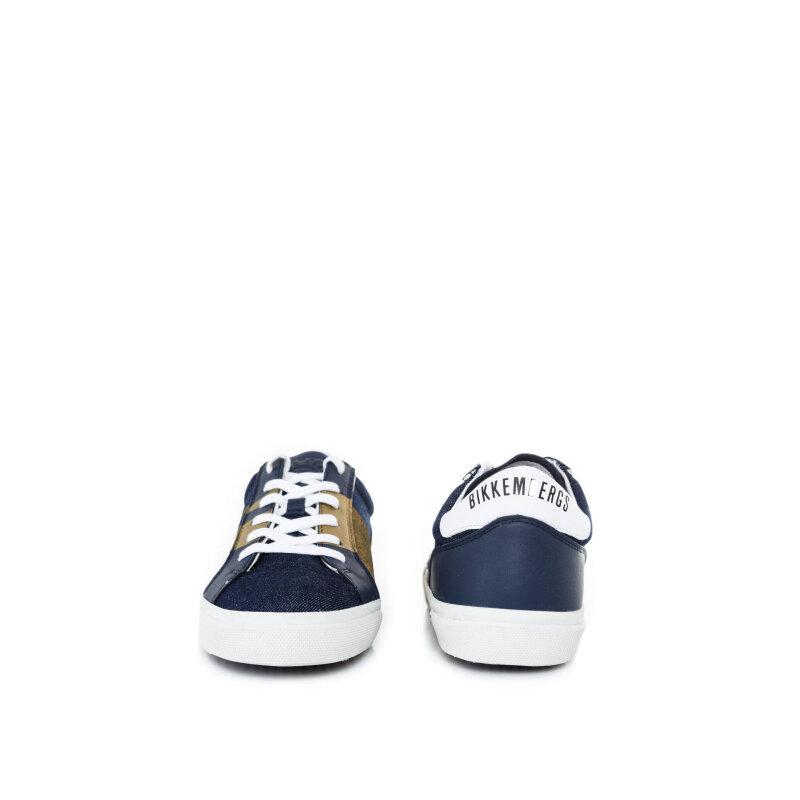 Sneakersy Bikkembergs niebieski