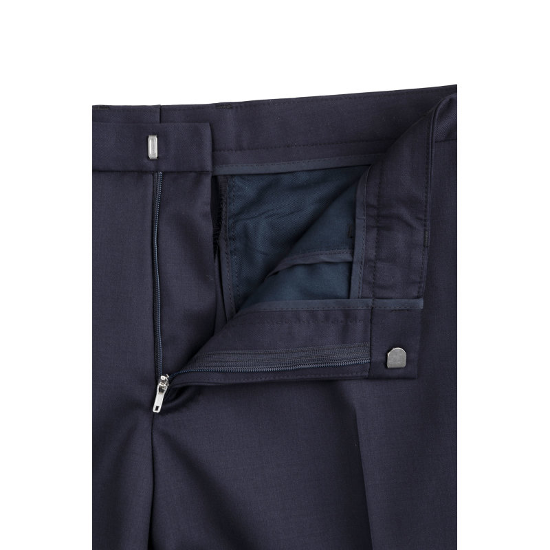 Wave_cyl pants Boss navy blue
