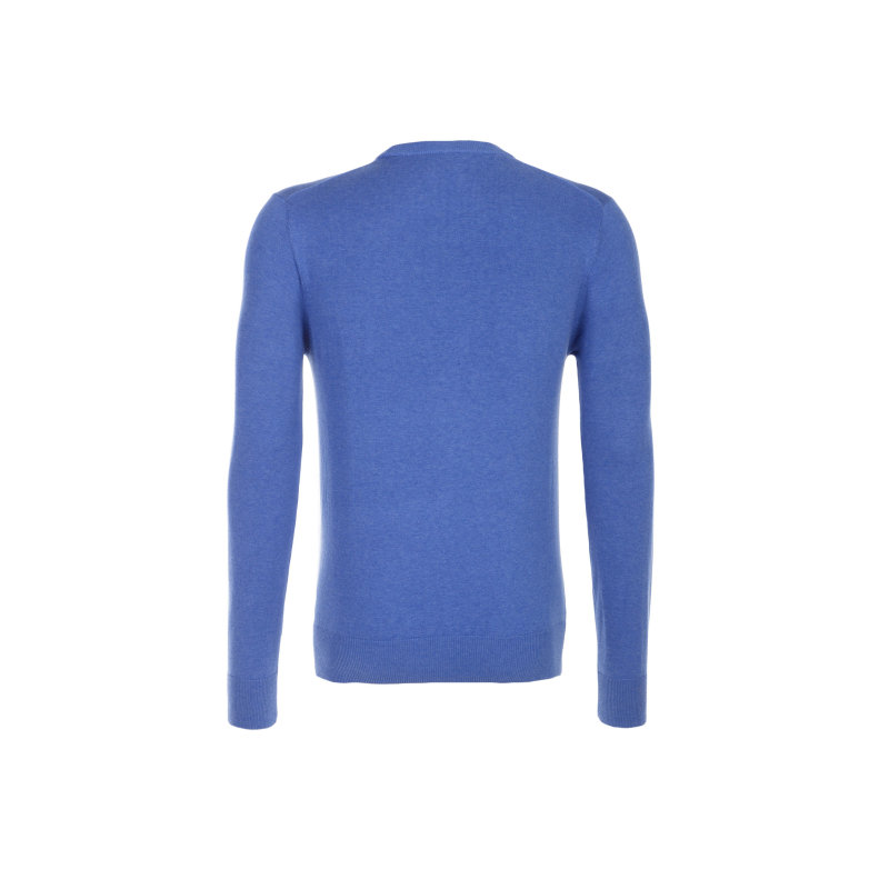 Sweter Gant niebieski