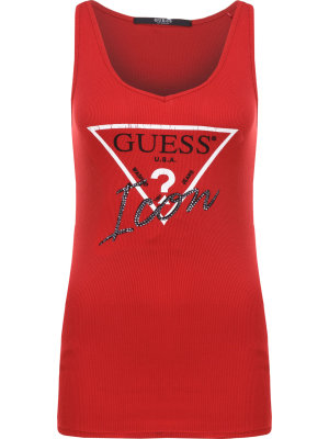 Guess Jeans Top Icon Tank