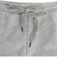 Szorty Twinset Jeans srebrny