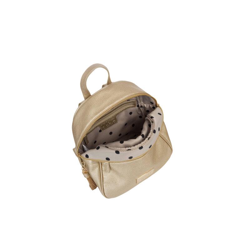 Plecak Minorca M Liu Jo złoty