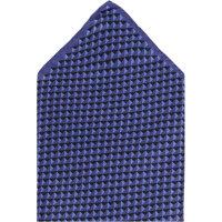 Poszetka Hugo błękitny