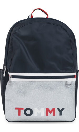 Tommy Hilfiger Backpack CORPORATE GLITTER