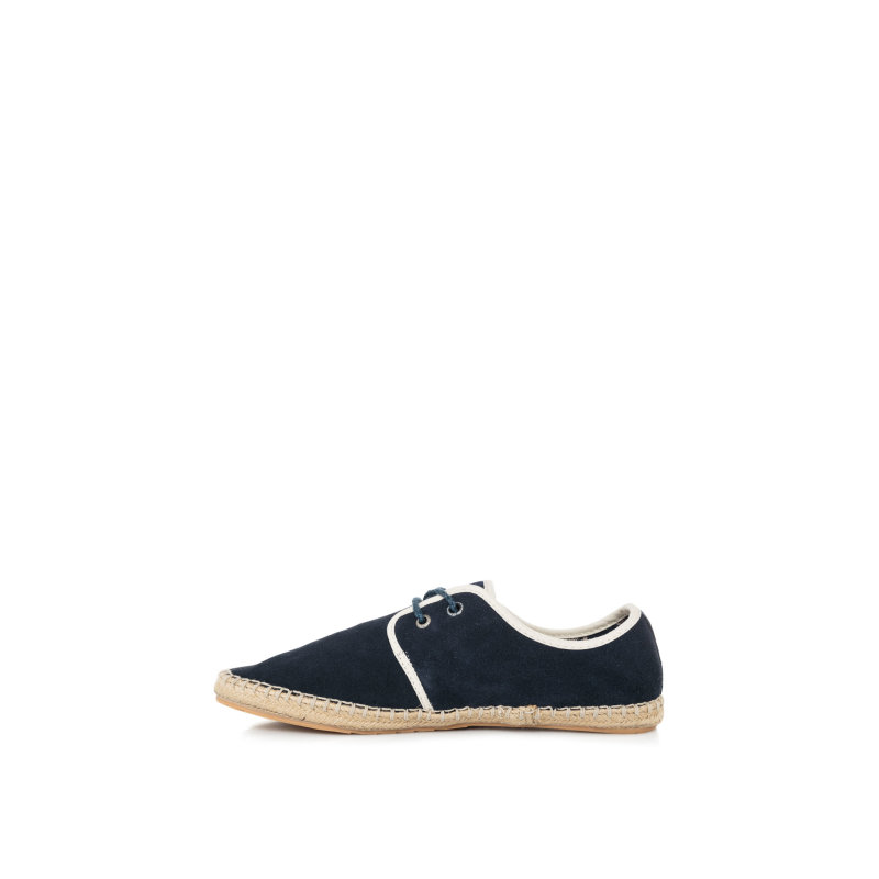 Tourist Basic espadrilles Pepe Jeans London navy blue