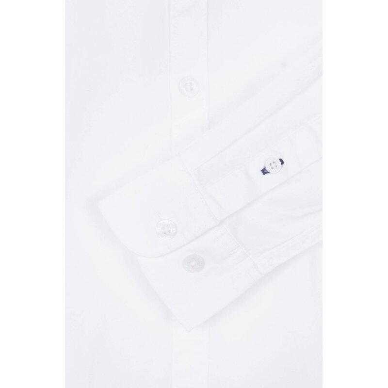 Koszula Solid Tommy Hilfiger biały