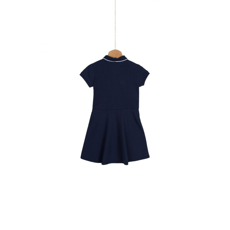 Inger dress Tommy Hilfiger navy blue