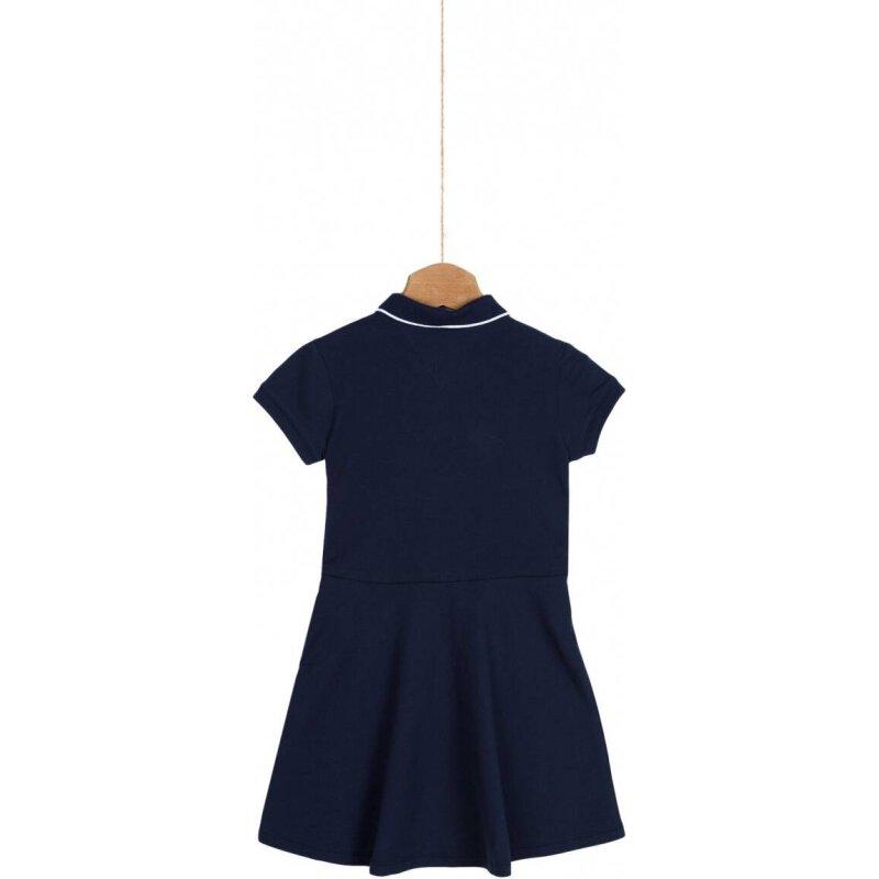 Inger dress Tommy Hilfiger navy blue