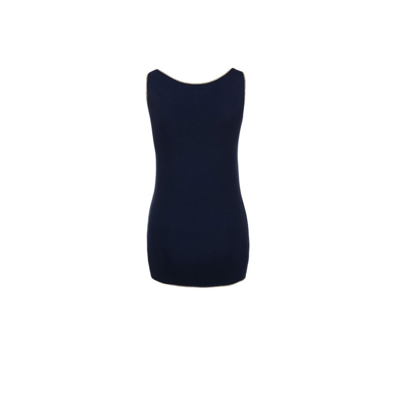 Jada top Tommy Hilfiger navy blue