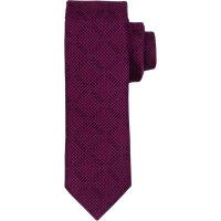 Krawat Hugo bordowy