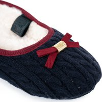 Sun 4D Slippers Tommy Hilfiger navy blue