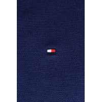 Slim Fit Polo Tommy Hilfiger navy blue