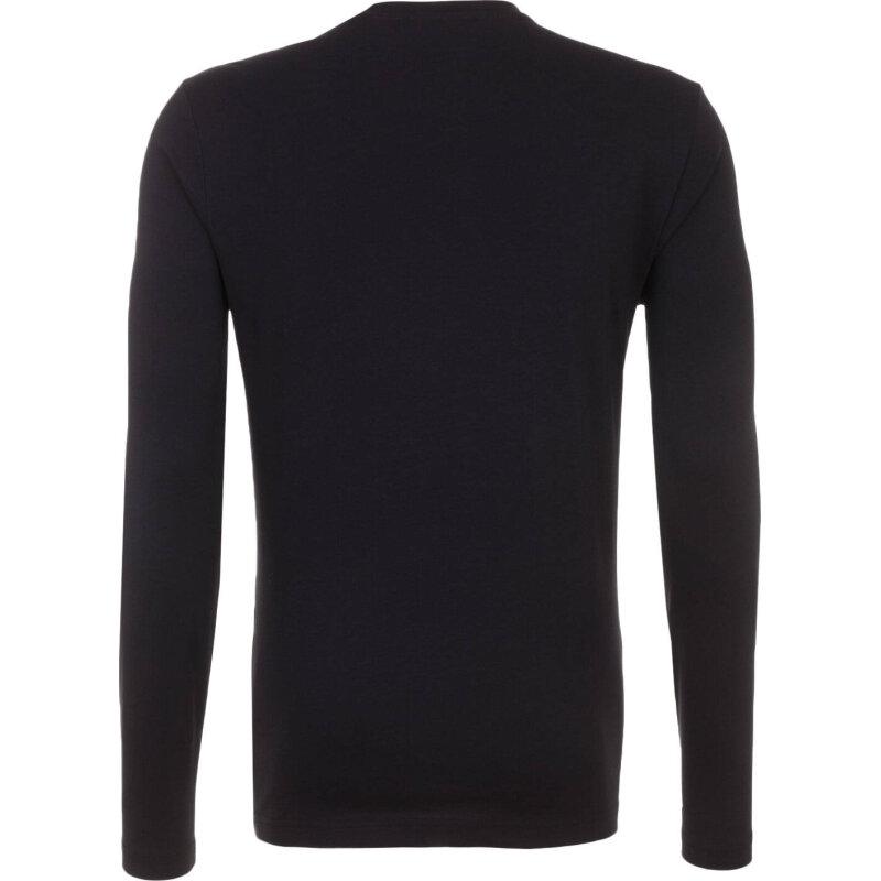 Longsleeve Versace Jeans czarny