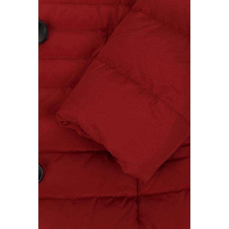 Kurtka Armani Jeans czerwony