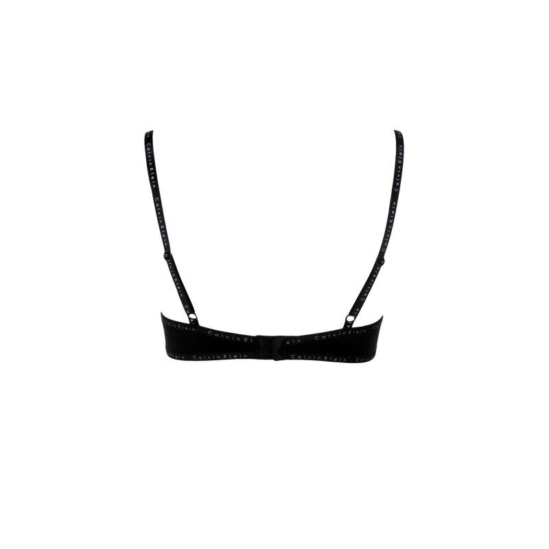 Biustonosz Calvin Klein Underwear czarny