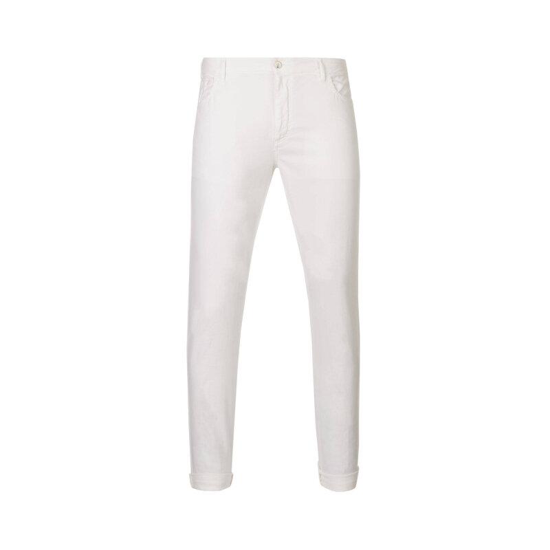 Spodnie Alex Marciano Guess biały