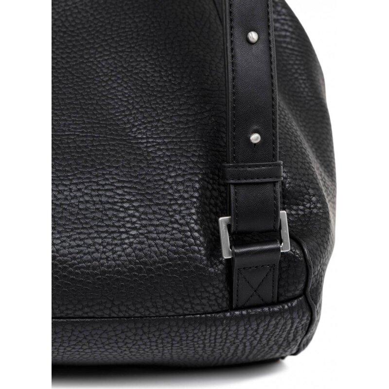 Plecak Nora Calvin Klein Jeans czarny