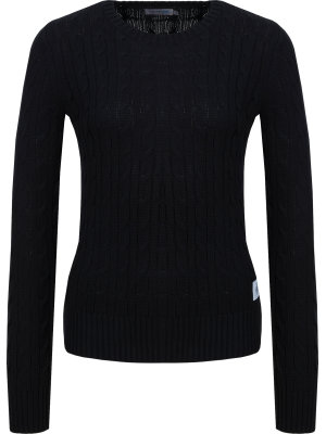 Calvin Klein Jeans Sweter Sable | Slim fit