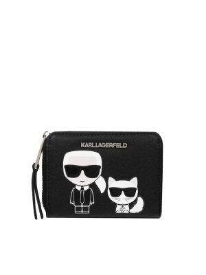 Karl Lagerfeld Portfel Ikonik Small