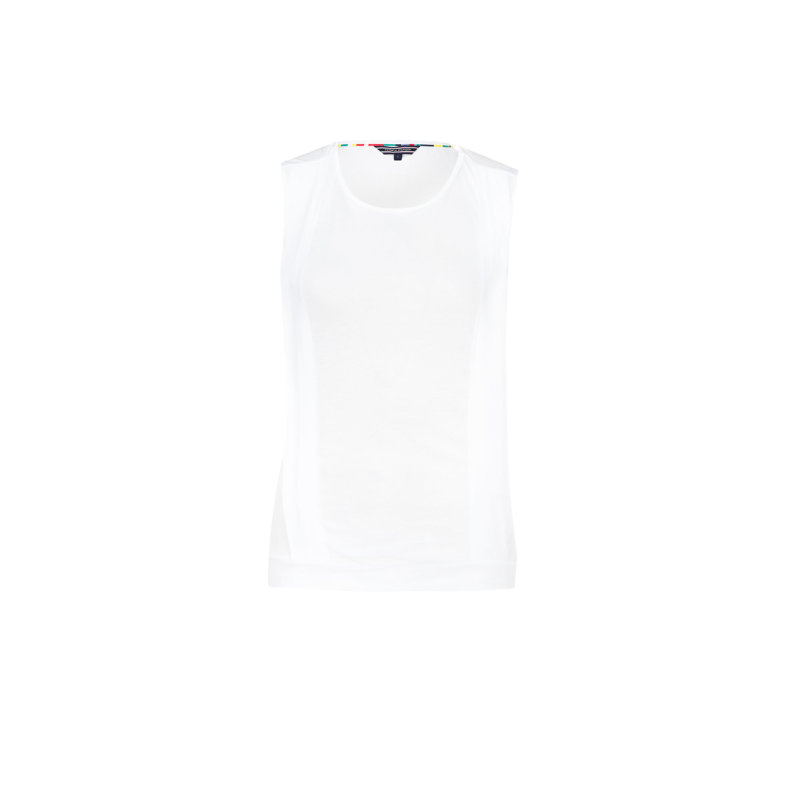 Evelyn Top Tommy Hilfiger white