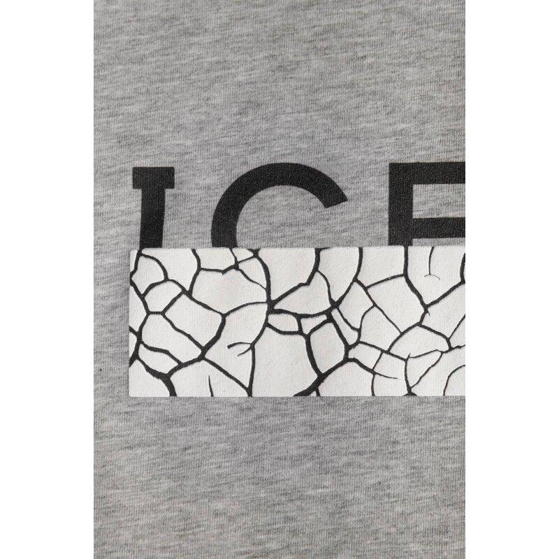 T-shirt Iceberg szary