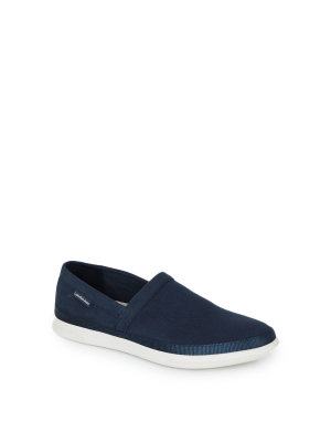 Calvin Klein Jeans Ulf Canvas Slip-On Sneakers